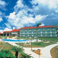 奄美大島ホテルリゾート コーラルパームスの外観
