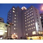 奄美サンプラザホテルの外観