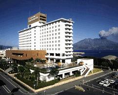 ベストウェスタンレンブラントホテル鹿児島リゾートの外観