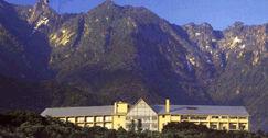 屋久島いわさきホテルの外観