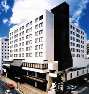 ホテルロイヤルオリオンの外観