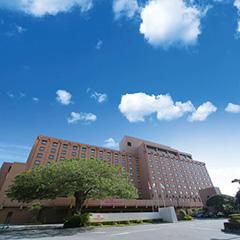 ANAクラウンプラザホテル沖縄ハーバービューの外観