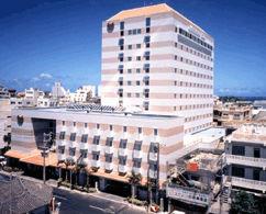スマイルホテル那覇シティリゾートの外観