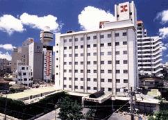 COMMUNITY&SPA 那覇セントラルホテルの外観