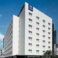コンフォートホテル那覇県庁前の外観
