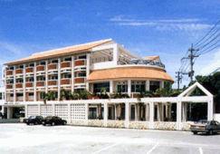 沖縄国際ユースホステルの外観