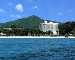 沖縄サンコーストホテルの外観