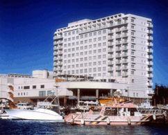 ホテルアトールエメラルド宮古島の外観