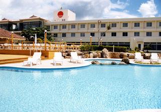 石垣島ビーチホテルサンシャインの外観