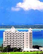 ホテルロイヤルマリンパレス石垣島の外観