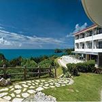 ホテル浜比嘉島リゾートの外観