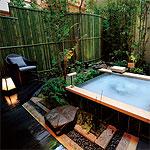 月下庭園湯「藤」