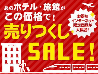 【ご宿泊の40日前から発売】売りつくしセール!