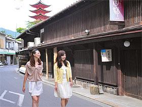 JR西日本「マイ・フェイバリット関西」/乙女旅京都