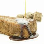 朝食イメージ(黒糖フレンチトースト)