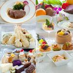 「THE DINING 暖琉満菜」 ディナーバイキングイメージ