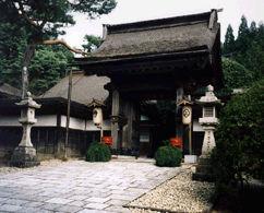 本覺院の外観