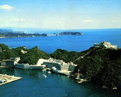ホテル浦島なぎさ館日昇館の外観